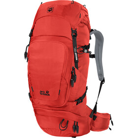 Jack Wolfskin Orbit 32 Recco Sac à dos, lava red
